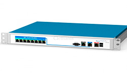 Switch PoE 8 ports et carte 3 ports Gigabits AMD 1 Ghz 4 coeurs