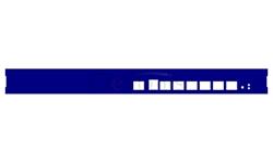 Façade RackMatrix® pour une carte D25SL